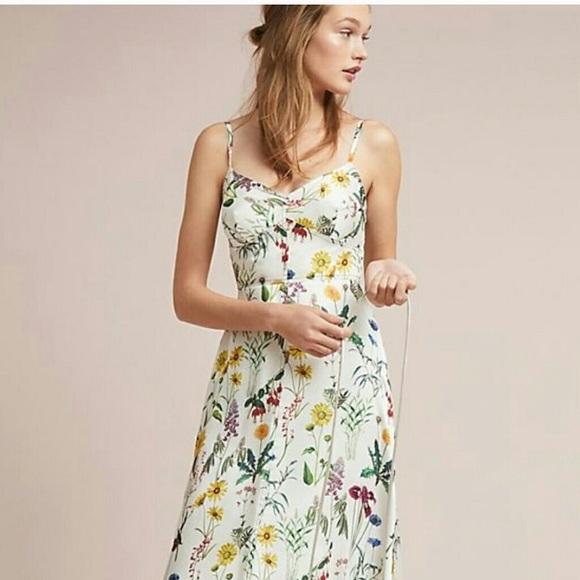 Anthropologie Dresses & Skirts - Anthro Kultaranta Botanical Dress